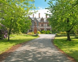 Latest news - introducing Caer Rhun Hall hotel investment