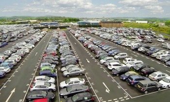 Car park space investment opportunity at Glasgow Airport